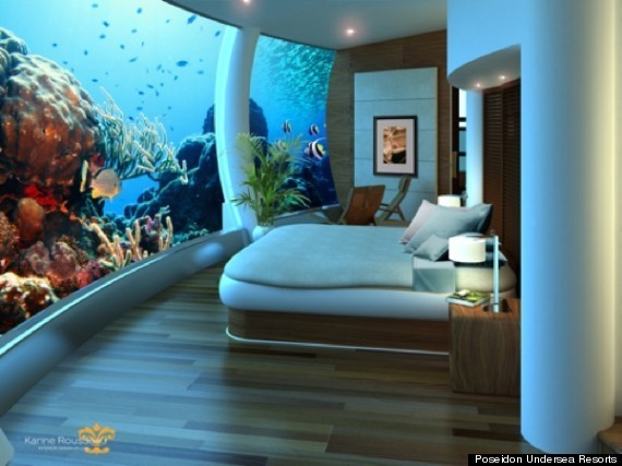Underwater Hotels: Five Things You Need To Know (PHOTOS)