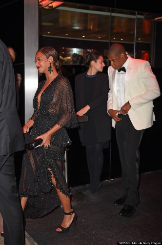 Video Of Solange Allegedly Attacking Jay Z After Met Gala Surfaces