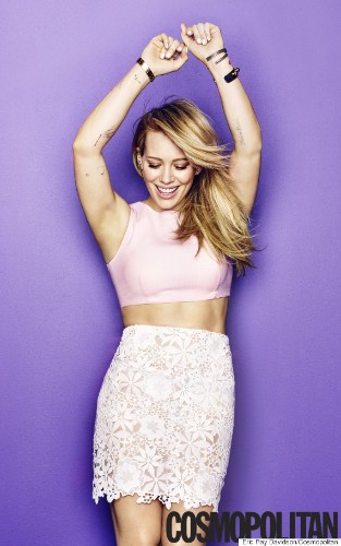 Hilary Duff Talks Divorce: 'I Don't Know If People Are Meant To Be Together Forever'
