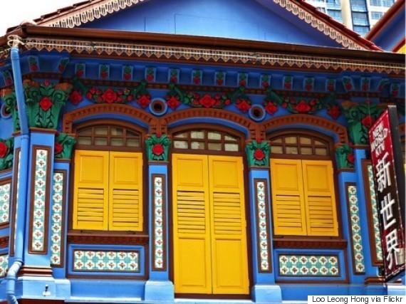 4 Neighborhoods Where You Can Experience Singapore's Art Like The Locals Do