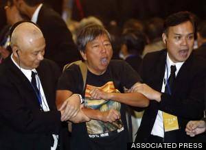 Democracy Protests Divide Hong Kong, China