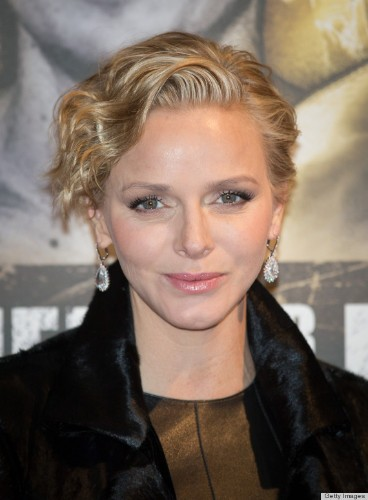 Princess Charlene's Side-Swept Waves Is Her Best Short Hairstyle... So Far (PHOTOS)