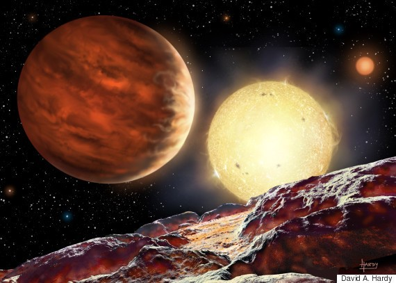 15-Year-Old Boy Discovers New Planet 1,000 Light-Years From Earth