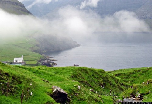 Welcome To The Faroe Islands, A Tourist Destination With More Sheep Than People