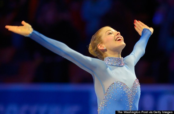 Russian Press Gives Olympic Ice Skater an Original Smear