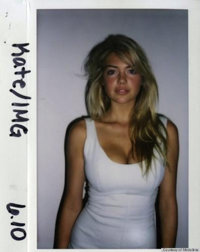 Model Polaroids Remind Us That Kate Upton, Miranda Kerr & Liu Wen Weren't Always So Glam