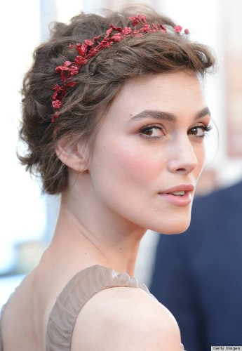 Holiday Party Hairstyles That You Can Totally Do Yourself At Home