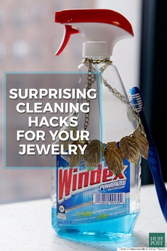 How To Clean Your Jewelry With Ketchup, Plus More Surprising Bling-Brightening Hacks