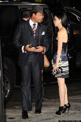Terrence Howard Secretly Weds Girlfriend Of One Month (REPORT)