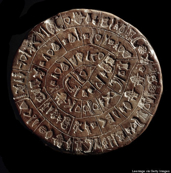 Scientists Finally Crack The Code Of The Ancient 'Phaistos Disk'