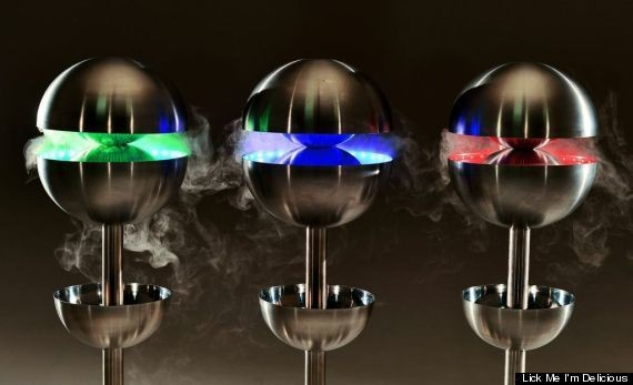 Edible Mist Machine Lets You Inhale Bacon Without The Calories