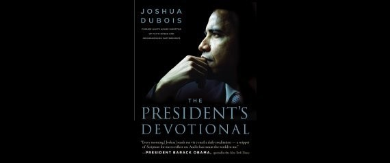The President's Devotional: What Obama 'Did In Secret' In Newtown (EXCERPT)