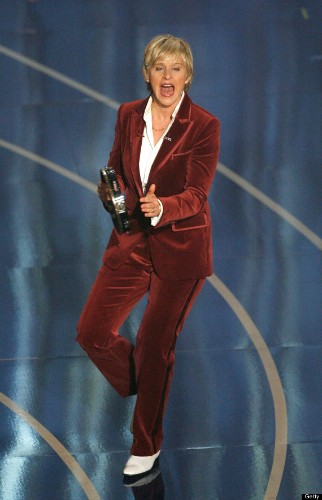 Ellen DeGeneres Set As Oscars Host For 2014 Academy Awards