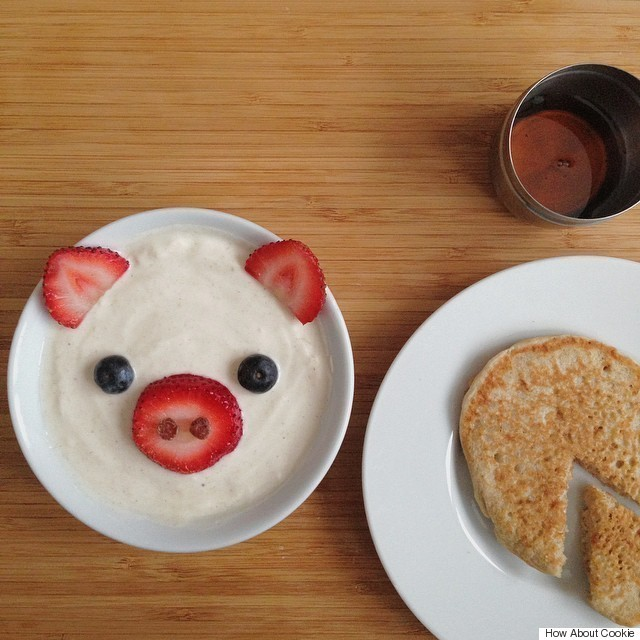 13 Wildly Creative, Healthy Breakfasts Your Kids Will Love