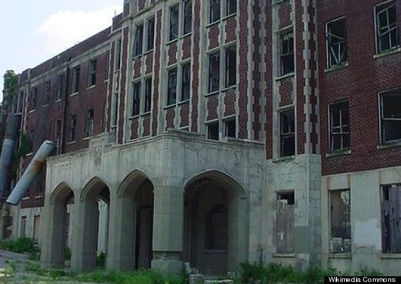 Top 7 Haunted Places