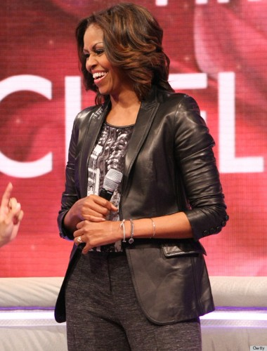 Michelle Obama Is Getting This Aging Thing SO Right