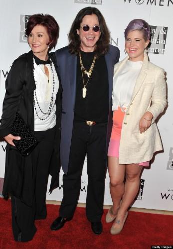 Ozzy, Sharon Osbourne Back Together At LGBT Event (PHOTOS)