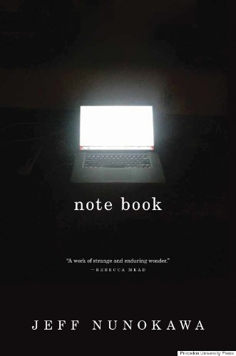 'Note Book' Author Jeff Nunokawa Talks Literature In The Age Of Facebook