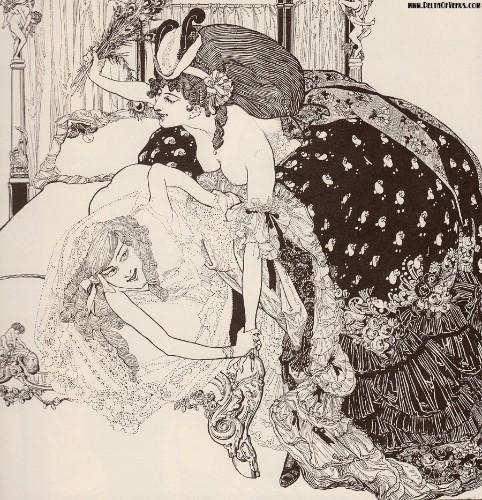 19th-Century Lesbian Erotica Is A Truly Salacious Treat (NSFW)