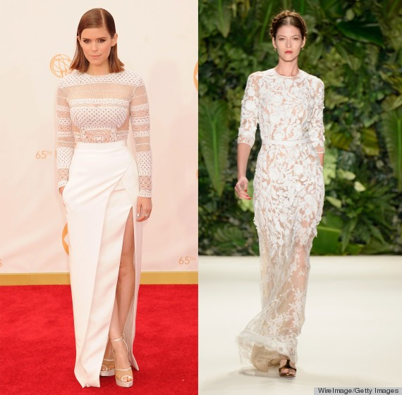 These Are The Dresses The Stars Should Have Worn To The Emmys (PHOTOS)