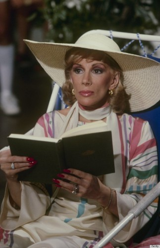 Joan Rivers' Birthday: Her Funniest Fashion Disses (PHOTOS)