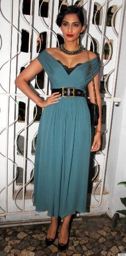 Kate Hudson Tops The Best-Dressed List This Week In Stunning Balmain (PHOTOS)