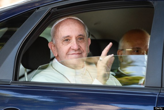 Pope Francis' Car Shows His Commitment To Humility: Catholic Leader Chooses Ford Focus