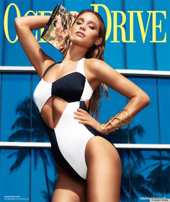 Hannah Davis Poses In Swimwear, Talks 'Sexy' Sports Illustrated Shoot (PHOTO, VIDEO)