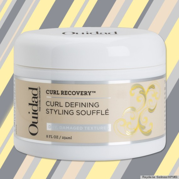 Ouidad Curl Recovery Curl Defining Styling Souffle Gave Me Diana Ross Hair (PHOTOS)