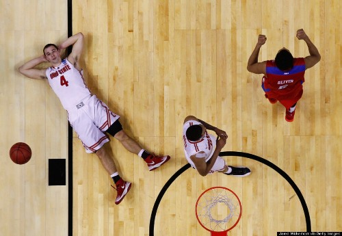That Moment When The Most Hated Player In College Basketball Knew His NCAA Career Was Over