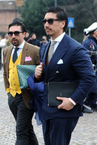 We Wish More American Men Dressed Like The Guys In Italy