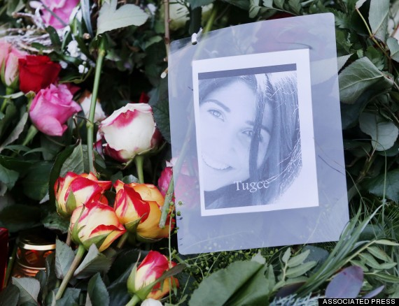 Hundreds In Germany Mourn Student Killed Defending Teen Girls From Harassment