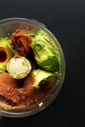 This Chocolate Peanut Butter Avocado Pudding Recipe Is The Best Way To Do Dessert
