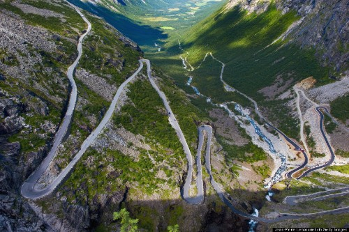 You Should Visit Norway, If Only To Drive These Spectacular Roads