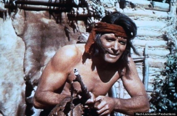 A Brief History Of White Actors Playing Native Americans