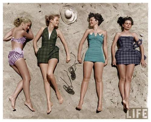 Color Versions Of Iconic Black-And-White Photos Bring History Back To Life