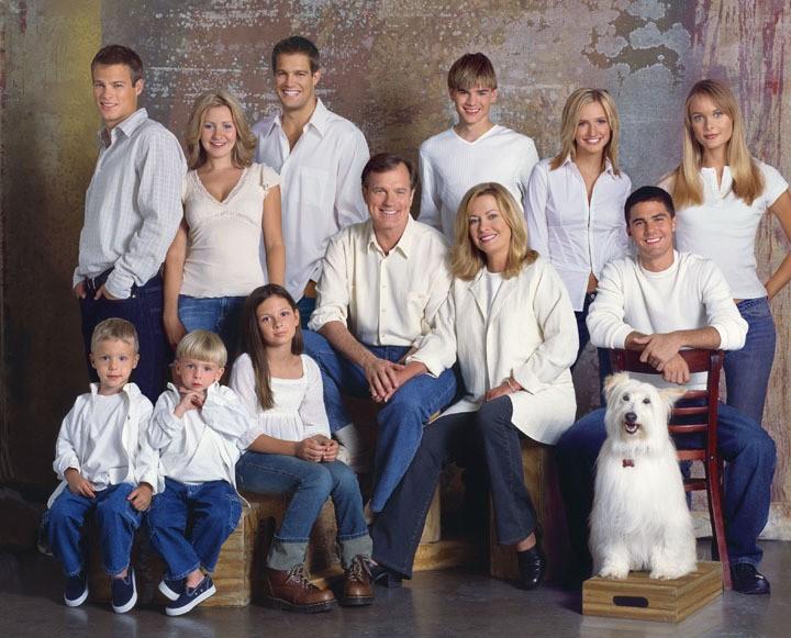 Family - Magazine cover