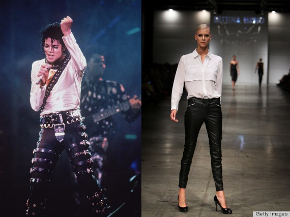 Michael Jackson's Style: How The Music Icon Continues To Set Trends (PHOTOS)