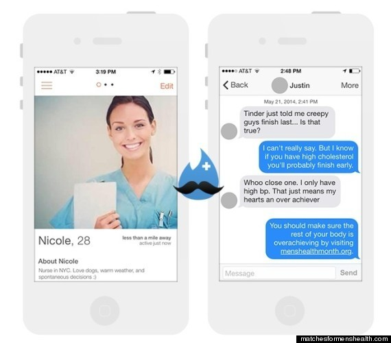 'Nurse Nicole' Urges Horny Tinder Dudes To See A Doctor