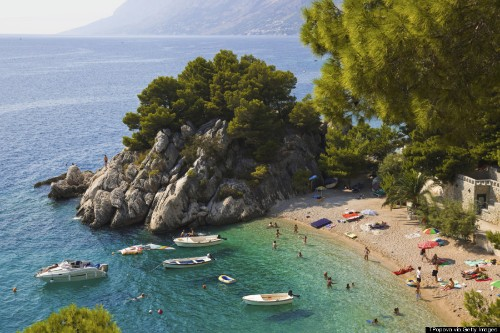 Brela Is The Secret European Beach Retreat You've Been Dreaming About