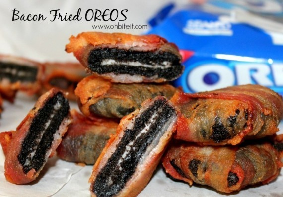 Here's How To Make Bacon Fried Oreos, Because YOLO