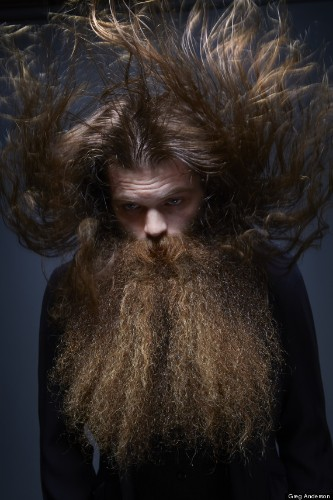 2013 National Beard And Moustache Championships: Glorious Facial Hair At Its Best (PHOTOS)