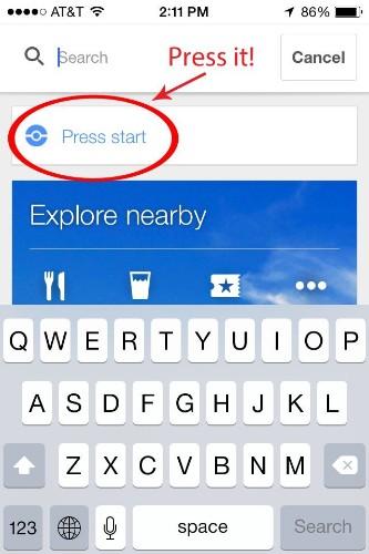 Google Maps Is Taken Over By Pokémon In April Fools' Prank