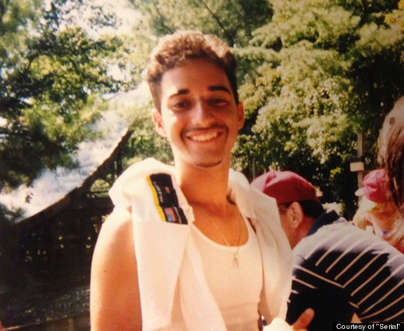 These Images From 'Serial' Bring The 15-Year-Old Murder Case To Life