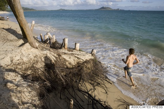 Hawaii's Coastal Erosion Predicted To Double By 2050, New Study Says