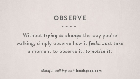 Meditation In Action: Turn Your Walk Into A Mindful Moment (PHOTOS)