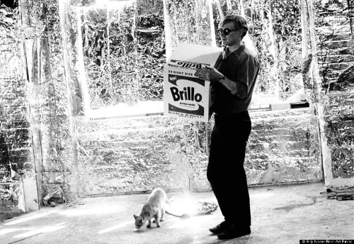 A Look At The Photographer Behind Andy Warhol's Silver Factory