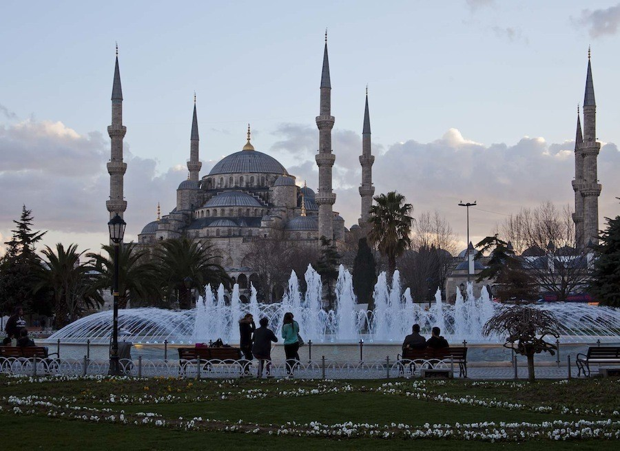 TR Travel - Magazine cover