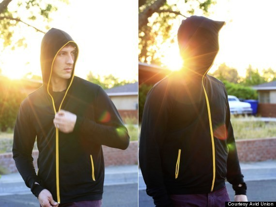 This Ingenious Hoodie Could Save Homeless People's Lives