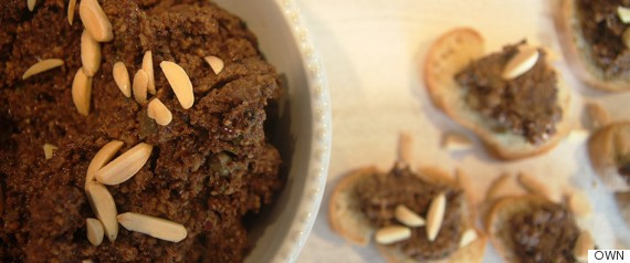 There's Traditional Tapenade And Then There's THIS: Tomato-Almond Tapenade